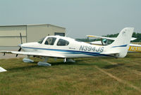 N394JS @ FDK - Cirrus at AOPA Open House