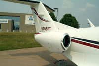 N705PT @ FDK - Eclipse at the AOPA Open House