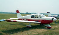 N4891L @ FDK - Cherokee at the AOPA Open House