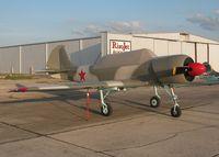 N103YK @ HDO - The EAA Texas Fly-In - by Timothy Aanerud