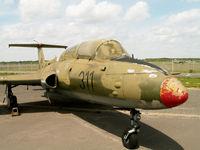 311 - Aero Vodochody L-29/Preserved/Berlin-Gatow - by Ian Woodcock