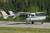 C-FBEW @ ZNL - Takeoff - by Douglas Noblet