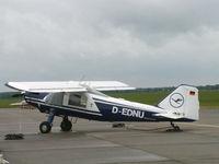 D-EDNU @ EDBB - Dornier Do-27 B-3/Berlin-ILA Show - by Ian Woodcock