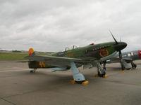 D-FYAG @ EDBB - Yakovlev Yak-3/Berlin-ILA Show - by Ian Woodcock