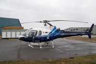 C-FGSC @ CYBW - Great Slave Helicopters SA 350 - by Yakfreak - VAP