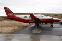 C-GLGK @ CYBW - Guardian Helicopters Piper 31 - by Yakfreak - VAP