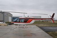 C-GTVA @ CYBW - Bell 206 - by Yakfreak - VAP