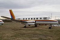 C-GBBR @ CYBW - Embraer 110 - by Yakfreak - VAP