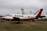 C-FQOV @ CYBW - Beech 100 King Air