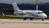N604CP @ EGPE - Challenger CL600
