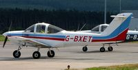 G-BXET @ EGPE - Piper Pa-38