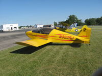 N323RJ @ I95 - Kenton, OH breakfast fly-in