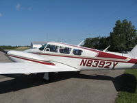 N8392Y @ I95 - Kenton, OH breakfast fly-in - by Bob Simmermon