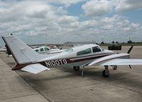 N100TG @ HDO - 1974 Cessna 310Q, c/n 310Q1150, The EAA Texas Fly-In - by Timothy Aanerud