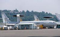 73-1674 @ BFI - E-3C at Boeing - by Glenn E. Chatfield