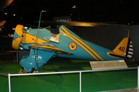 33-0039 @ FFO - P-26A reproduction at the National Museum of the U.S. Air Force - by Glenn E. Chatfield