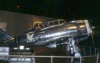 N106EP @ FFO - At the National Museum of the U.S. Air Force.  Now with Kermit Weeks' Fantasy of Flight. P-35A 41-17449/EP-106. Ex Swiss AF 2126 - by Glenn E. Chatfield