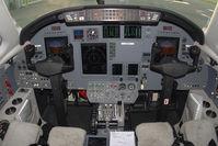 C-FWXL @ YXU - Cockpit view - by topgun3