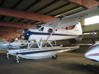 C-FSAX @ CYKZ - Beaver floatplane at Buttonville, Toronto - by Pete Hughes