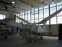 C-GPTR @ CYZD - Ornithopter under development at Downsview - by Pete Hughes