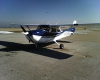 N128RM @ ALN - Sorry for the cell phone quality, but here she is in all her glory. - by jfavignano
