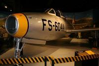 51-604 @ WRB - F-84E