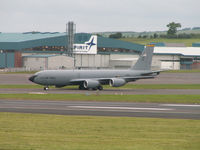 57-1419 @ EGPK - Boeing KC-135R/Prestwick - by Ian Woodcock