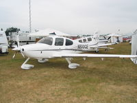 N800CE - Taken at EAA Fly-In Arlington, Wa. 2006 - by Johnnie D. Jordan