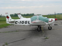 C-IGGL @ CNF4 - C-IGGL CH-601 at Lindsay - by Pete Hughes