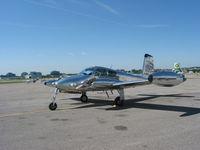C-GHDK @ CYKZ - C-GHDK Cessna 310B at Buttonville - by Pete Hughes
