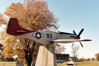 44-15648 @ DSM - P-51D on display at the ANG base - by Glenn E. Chatfield