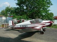 F-BGKL @ LFDB - outside its hangar in Montauban. - by Fabrice Saint-Arroman