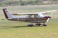 D-EDLP @ LOAS - Cessna 172 - by Juergen Postl
