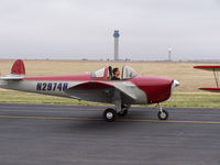 N2974H @ KFTG - Side view (Look out Trouble! Here he comes!)Tom Martino - The Troubleshooter