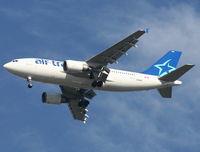 C-GTSX @ MCO - Air Transat