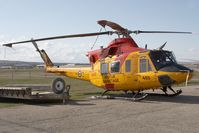 146493 @ YYC - Canadian Air Force Bell 412 - by Andy Graf-VAP