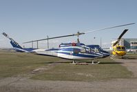 C-FBUC @ YYC - Great Slave Helicopter Bell 212 - by Andy Graf-VAP