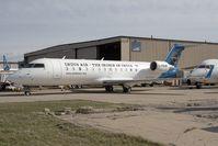 C-FNJW @ YYC - Indus Air CRJ - by Andy Graf-VAP