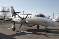 C-FZYB @ YYC - Peace Air J32 - by Andy Graf-VAP