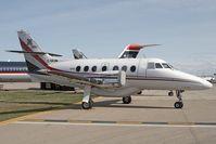 C-GKGM @ YYC - Corporate Air J31 - by Andy Graf-VAP