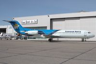 C-GPNL @ YYC - Canadian North F100 - by Andy Graf-VAP