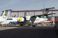 C-GZTC @ YYC - Regional 1 DHC 8-100 - by Andy Graf-VAP