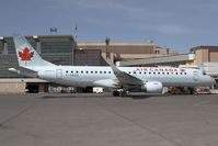 C-GWEN @ YYC - Air Canada EMB190 - by Andy Graf-VAP
