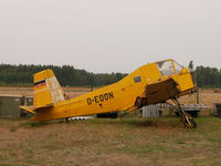 D-EOON - LET Z-37/Cottbus Museum-Brandenburg - by Ian Woodcock