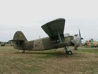 826 - Antonov An-2T/Cottbus Museum-Brandenburg - by Ian Woodcock
