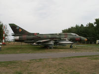 365 - Sukhoi Su-22 M-4K/Cottbus Museum-Brandenburg (marked as 365) - by Ian Woodcock