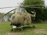 785 - Mil Mi-4A/Cottbus Museum-Brandenburg (also carries 785) - by Ian Woodcock