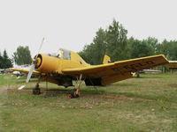D-ESLQ - LET Z-37/Cottbus Museum-Brandenburg - by Ian Woodcock