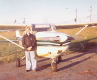 N2430U @ MWO - Me at 15 - Middletown, OH - by Bob Simmermon