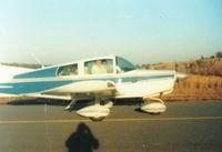 N321WS @ 3J7 - Around 1980 in Greensboro, GA. - by Bob Simmermon